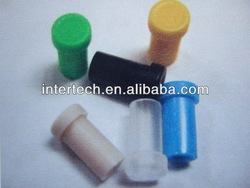 Plastic electronic connector mould