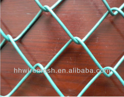 Wire Fence of Chain Link Mesh