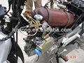 Cilindro de gnv tipo 1 para a motocicleta