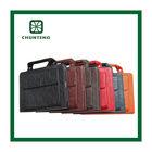 Fashion shoulder strap leather bag for ipad 2