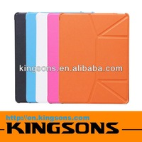 Newest sleeves and stand case for ipad tablet factory price!