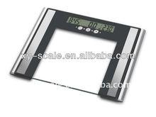 Floor Door design Digital Body Fat analysing Scale in180kg