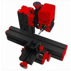 6 in 1 Motorized Mini CNC Machine Jig-saw Grinder Driller Metal Lathe Wood Lathe Milling