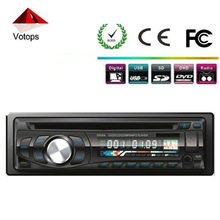 one din car cd dvd player,support sd/mmc/usb