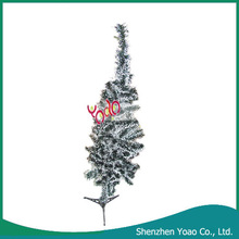 2012 New Design Snowing Christmas Tree For 2013