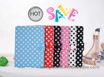 Polka Dot PU Leather Case Smart Cover W/Stand For iPad Mini + Free Shippp