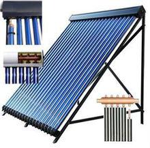 anti freezing -35 C heat copper pipe solar heater