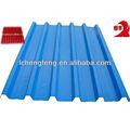 Galvanizado de cubierta de Metal corrugado para cobertizo