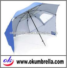 Fashional tent beach umbrella