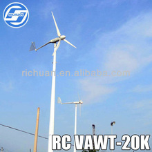 20KW free energy generator with wind power for sale