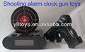 engraçado tiro relógio despertador gun