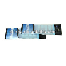 2012 Hot Sale Clear Plastic Seal Bags with Zipper