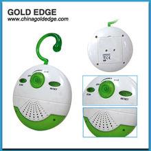 2012 newest round shape shower radio