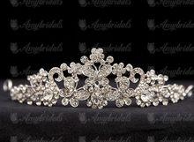 3034 Wedding Accessory Hair Accessory Bridal Tiara Wedding Hair Crown