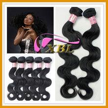 2012 Hot sale cheap body wave virgin indian hair weaving