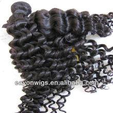 2012 new style yaki straight indian virgin remy human hair