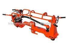 petrol engine modular weld shear machine for rail with CE