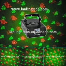 L6D32RG-New 8 gobo DJ laser christmas show light