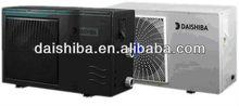 plastic swimming pool heater heating 4.5kw~50kw,R410A,CE,SAA, C-TICK
