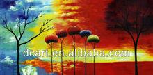 Modern Art Oil Painting 2012