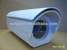 cctv Camera Housing/ccd camera aluminum housing weatherproof outdoor using/ ccd Camera Housing