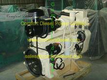Ccs aprovado!! 6cta8.3- m220 marine motor usado como propulsão do motor diesel