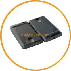 Black TPU Gel S Case Cover Skin for SAMSUNG INFUSE 4G i997 Att