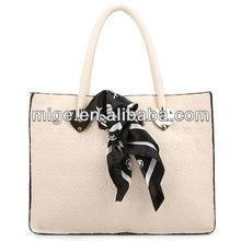 2012 Elegance Skull Handbag Commuting Bag (WL046)