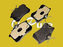 hot sale brake pads for German popular cars CITROEN,FIAT,FORD,LANCIA,MAZDA,PEUGEOT,PLYMOUTH,RENAULT,SEAT,SKODA,VOLKSWAGEN