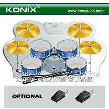 2012 flexible usb midi drum kit for chirstmas promotion