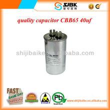 quality capacitor CBB65 40uf