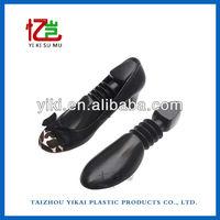 women size black plastic simple shoe inserts