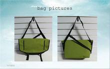 wholesale good quality waterproof bicycle bag 900D nylon duffle bag travel bag