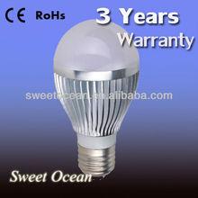 High quality 5W led led light bulbs made in usa
