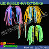 2013 halloween led party kits light up head wigs for party cheering