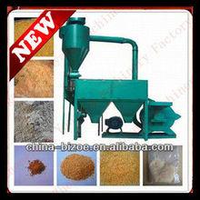 Late small investment wood powder making machine