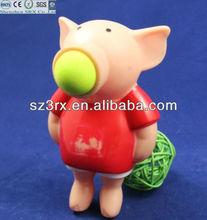 blank plastic making diy vinyl toys for children 2012