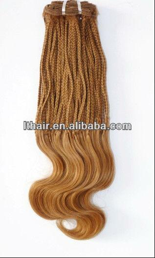 Braided Hair Weave 48