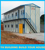 YH modern prefabricated the equipment villa cottage industry designs in building house