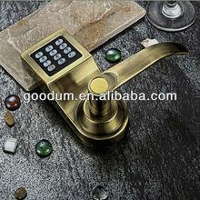 2012 new style apartment password door lock