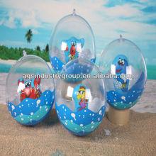 Inflatable Seas Animals In Beach Balls