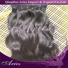 cheap remy human hair virgin indian curly