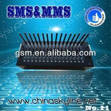 16 ports WAVECOM bulk SMS Modem GSM modem,mini 4 sim gsm modem usb
