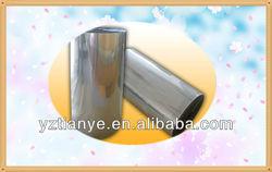 Super clear transparent rigid PVC sheet in roll