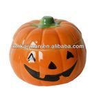 Halloween decoration pumpkin container