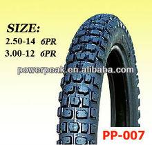 300 - 12 250 - 14 pit bike pneu