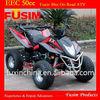 On road ATV CVT automatic 50CC ATV 4 wheel bike (FXATV-50-ZNW) EEC