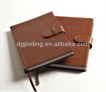 New Stationery School Leather Digital Diary