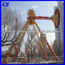 thrilling amusment theme park big wing pendulum rides for sale