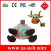 Bulk sell cartoon character usb flash drive 4GB
